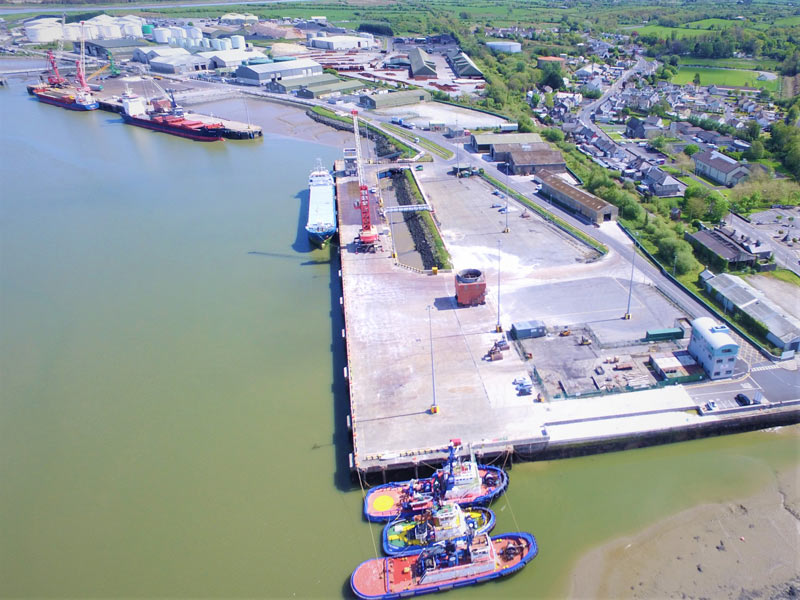 Record pre-tax profit at Shannon Foynes Port