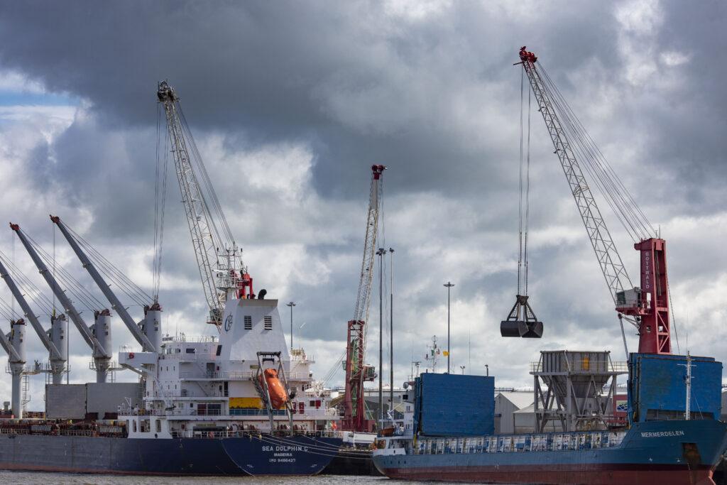 Foynes Port Company. Photo: True Media
