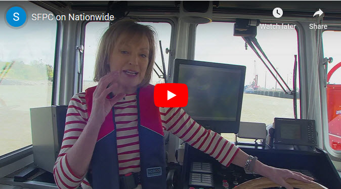 RTE Nationwide visit Shannon Foynes Port Company