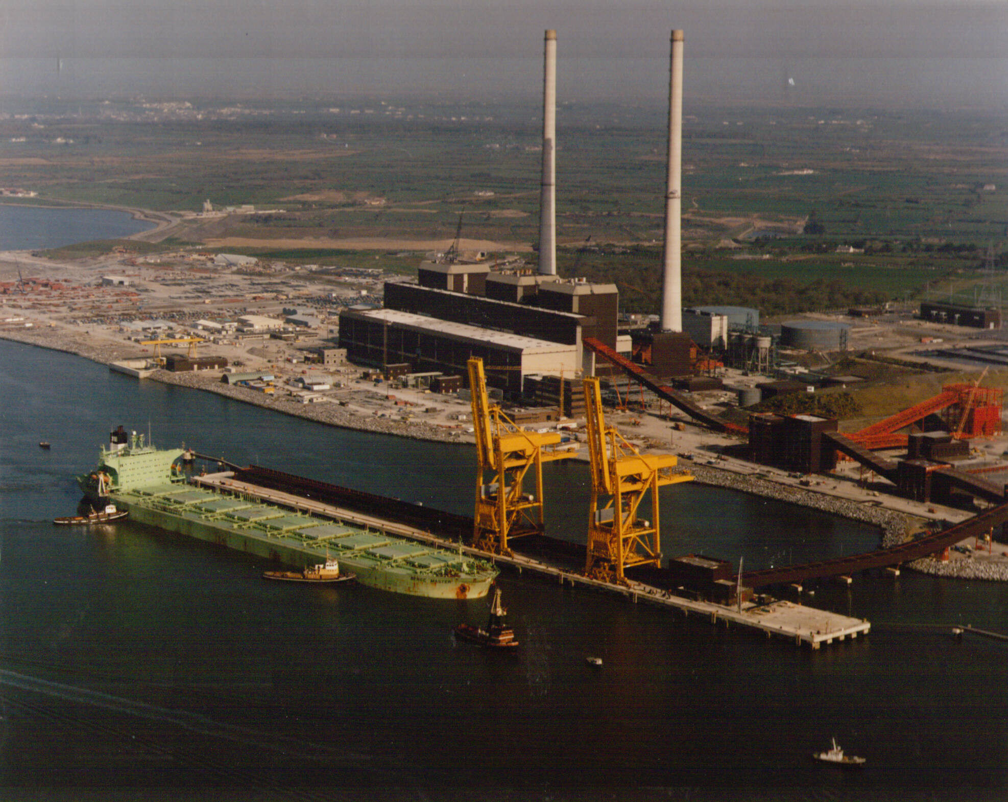Berge Master first Ship to Moneypoint April 1984 (002)